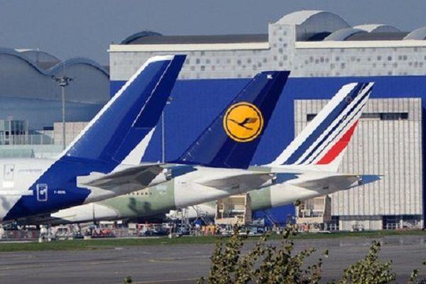 Le site de production du groupe aéronautique à Toulouse, en 2013.