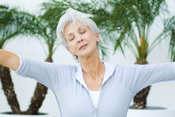 La sophrologie pour seniors