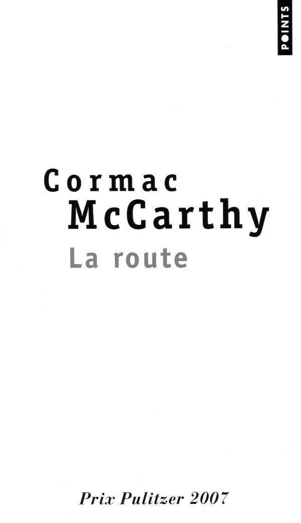 La Route, en poche, en Points Seuil