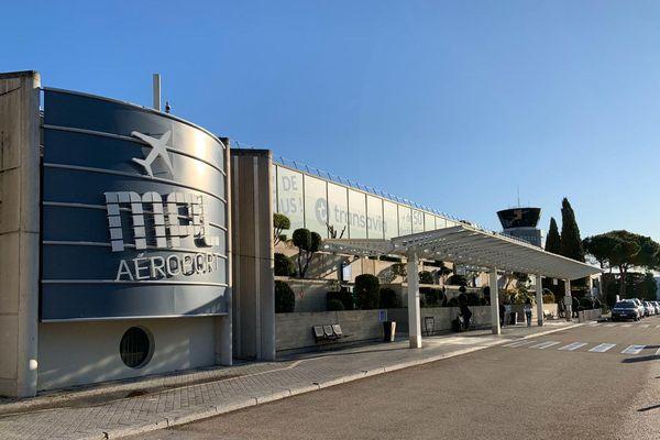 A l'aéroport de Montpellier, le trafic aérien va être fortement réduit pendant la période de confinement