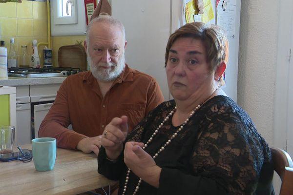 Jean-Jacques et Catherine Fabre, militants pour une meilleure prise en charge de l'obésité. Et un autre regard sur les personnes qui en souffrent.