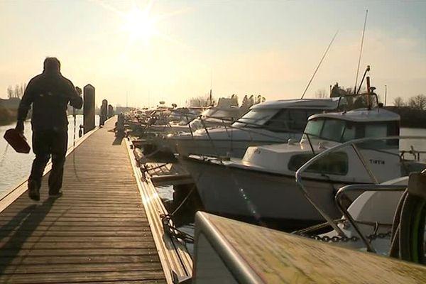 Un bateau a été volé dans la nuit de lundi à mardi dans le port de plaisance de Gravelines.