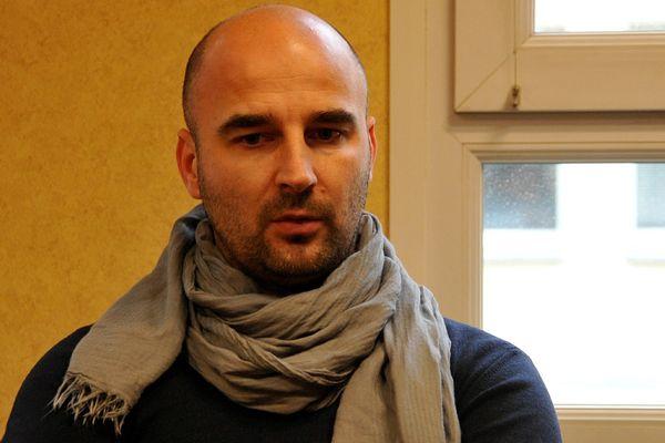 Antoine Sibierski, en janvier 2012.