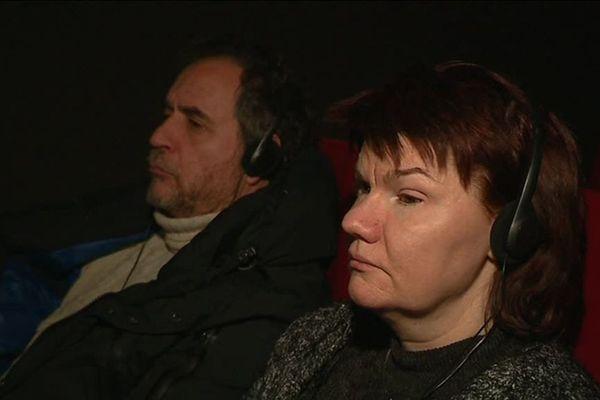 À Betton, un cinéma associatif permet aux personnes aveugles et malvoyantes de profiter des films.