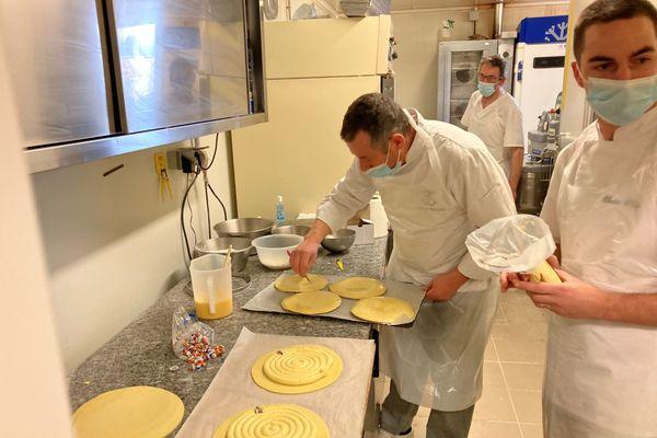 L'atelier de la pâtisserie