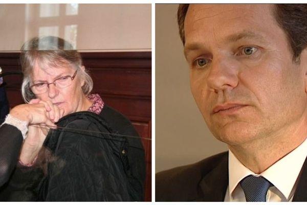 """Lettre à Jacqueline Sauvage : """"Lutter contre les violences intrafamiliales ne peut passer par la violence criminelle dont vous vous êtes rendue coupable"""" écrit l'avocat général de Blois, (Loir-et-Cher)."""