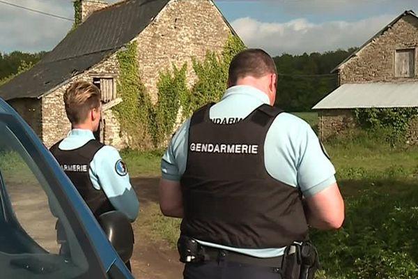 Le corps sans vie de la femme portée disparue a été retrouvé à proximité d'une ferme abandonnée sur la commune de Cohiniac.