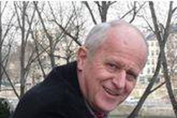Frédéric Vitoux - Président de la Foire du Livre de Saint Louis