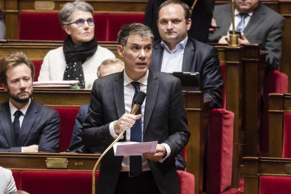 Le député et premier secrétaire du PS Olivier Faure.