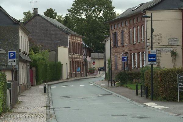 Préaux, 1800 habitants, sur les plateaux nord de Rouen, a été pollué par les fumées de l'incendie de Lubrizol.