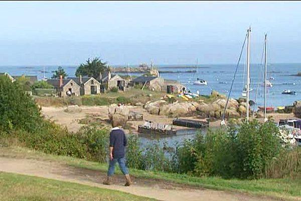 L'archipel de Chausey, septembre 2013