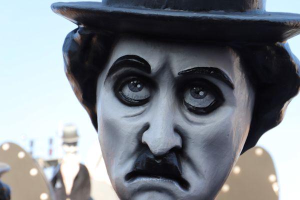 Dans un monde sans Covid, le Carnaval de Nice aurait dûdébuter ce vendredi 12 février 2021. Photo pris lors de l'édition 2019.