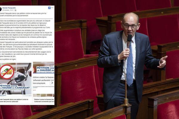 Le député du Montreuillois veut interpeller le gouvernement sur cette hausse.