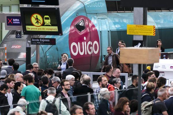 Ouigo est la marque low-cost créée en 2013 par la SNCF