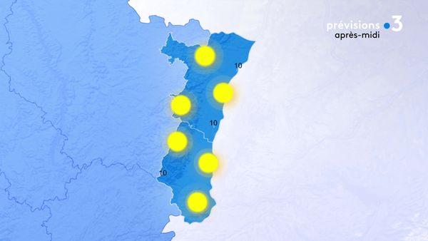 Plein soleil en Alsace