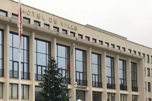 Hôtel de Ville Saint-Nazaire
