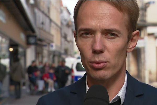 Gaëtan Honoré était au Bataclan lors des attentats jihadistes du 13 novembre 2015 à Paris