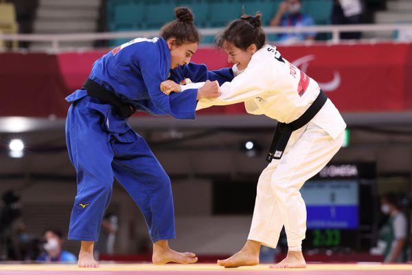 Sandrine Martinet décroche sa quatrième et dernière médaille paralympique.