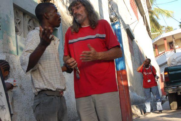 Michel Briand, missionnaire à Port au Prince, membre de la Société des prêtres de Saint-Jacques, fait partie des religieux catholiques enlevés le 11 avril 2021 en Haïti.