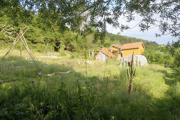 Pour Elsa Gautherot, l'Herberie de la Tille est un coin de paradis niché dans le Parc National de Forêts.