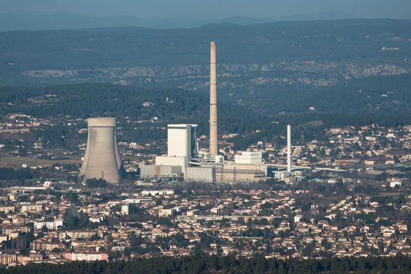 Centrale thermique de Gardanne