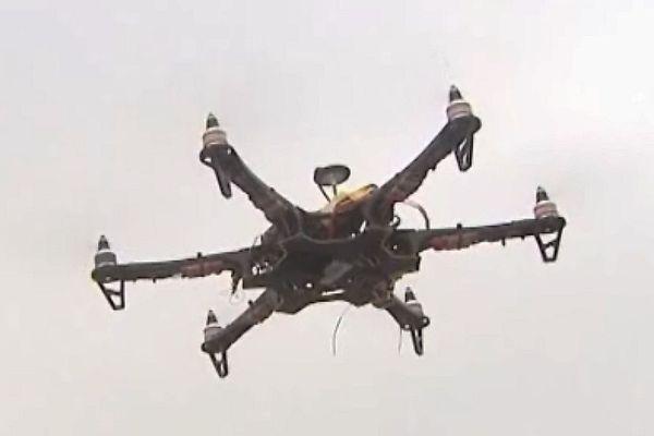 L'utilisation de drone est strictement réglementée en France, et leur pilotage est sanctionné par un brevet