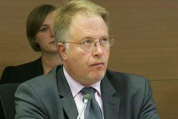 Thierry Falconnet, le maire (PS) de Chenôve.
