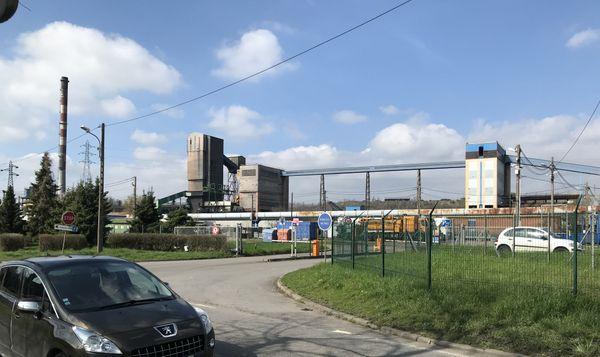 La cokerie de Sérémange est la seule installation de la vallée de la Fensch qui doit être assurée par un service minimum en raison de la présence de fours et de flux d'énergies.