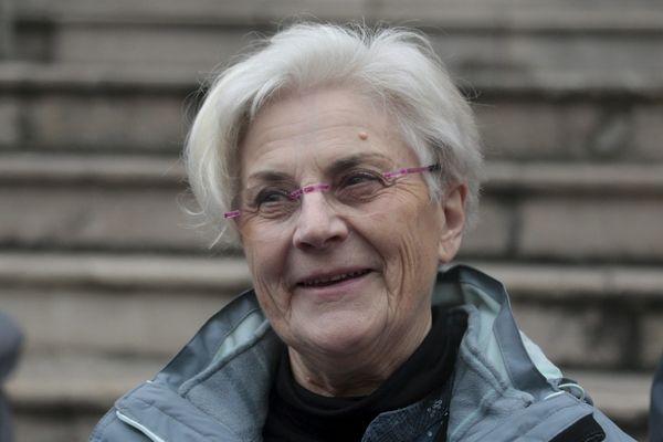 Martine Landry est une militante d'Amnesty International.
