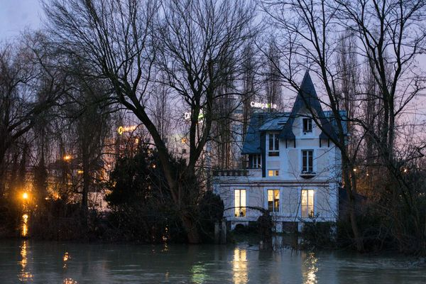 Nogent-sur-Marne, dans le Val-de-Marne, le 25 janvier 2018.