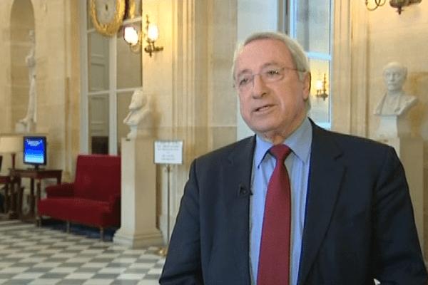 Député-maire (PS) d'Argelès Pierre Aylagas a exprimé sa satisfaction à l'issue du vote.