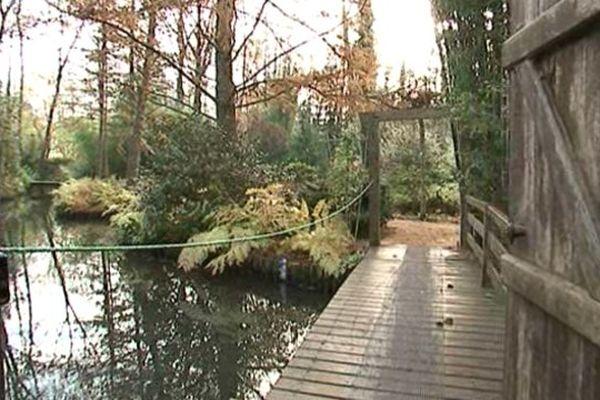 Arboretum des Prés des Culands à Meung-sur-Loire (Loiret)