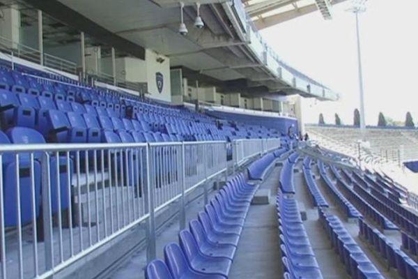 Le stade Armand Cesari