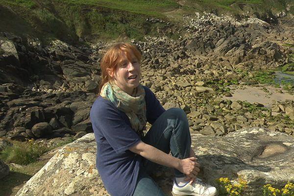 Cécile Corbel trouve son inspiration dans sa Bretagne natale, au Cap Sizun par exemple