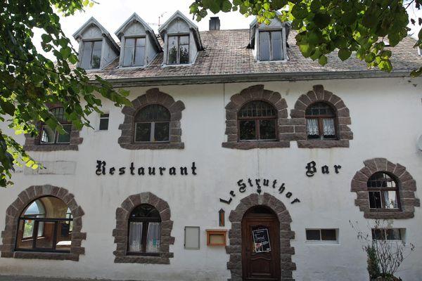 L'ancienne auberge du Struthof