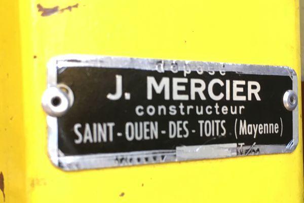 Mécano, pilote mais aussi inventeur et constructeur...