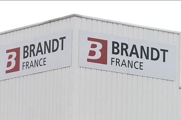 Usine Brandt à St-Jean-de-la-Ruelle (Loiret).