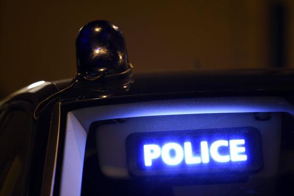La Police a bénéficié de renforts des villes avoisinantes : Chalon-sur-Saône, Mâcon et Dijon (image d'illustration)
