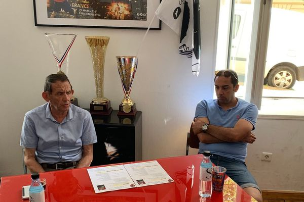 jean-François Exiga, volleyeur professionnel évoluant au GFCA Volley Club, a annoncé la fin de sa carrière ce jeudi 13 juin.