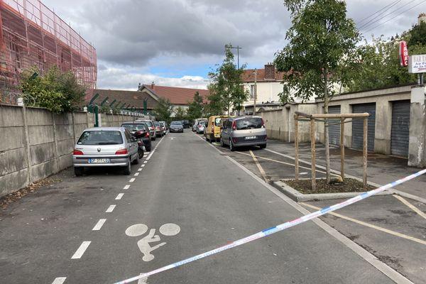 Les faits se sont produits dans un pavillon à Noisy-le-Sec en Seine-Saint-Denis.