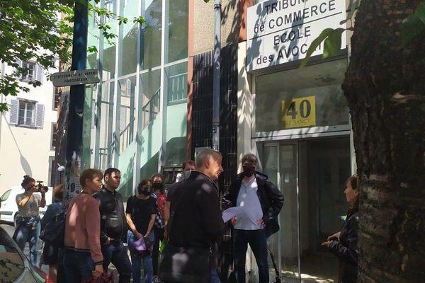 A Clermont-Ferrand, la librairie Gibert Joseph a été placée en liquidation judiciaire par le tribunal de commerce ce mercredi 3 juin.
