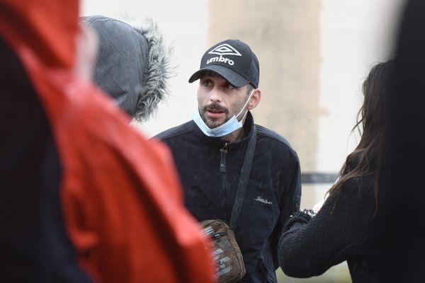 Cédric Jubillar, l'époux de Delphine, est mis en examen et incarcéré depuis quatre mois.