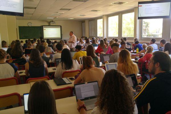 Ecole de kinésithérapie du Centre-Val de Loire ( Image d'archives)