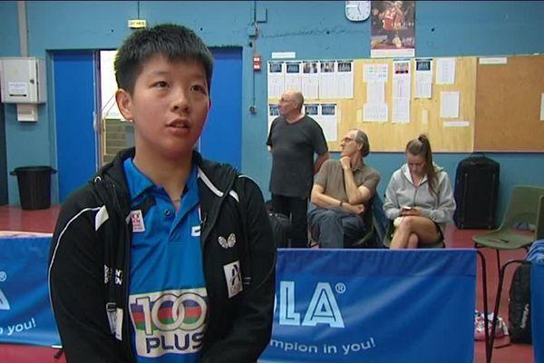 Jian Zeng, recrue du TTSQ