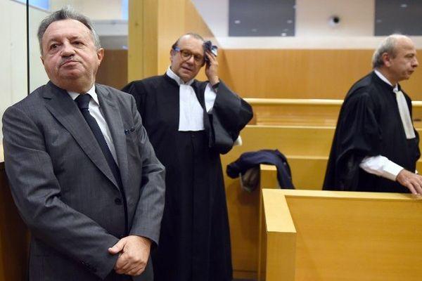 """Jean-Noël Guérini a expliqué n'avoir """"à aucun moment pensé violé la loi""""."""