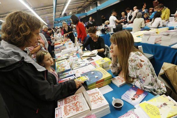 L'édition 2016 du Festival du livre du Grand Besançon avait été un succès.