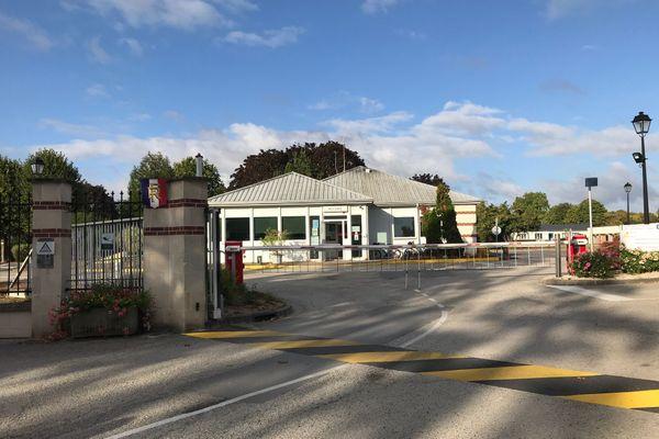 Le centre hospitalier Pierre Briquet de Châlons-en-Champagne, en août 2020