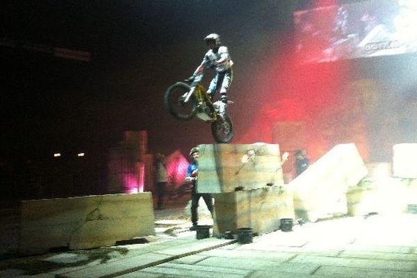 Les meilleurs mondiaux étaient présents vendredi soir au Zenith de Toulouse.