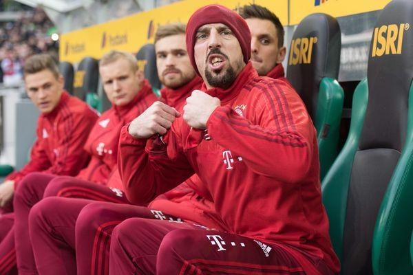 Franck Ribéry est ravi de voir arriver Carlo Ancelotti sur le banc du Bayern