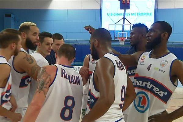 L'équipe de Chartres vise la cinquième place du classement de Nationale 1 cette saison